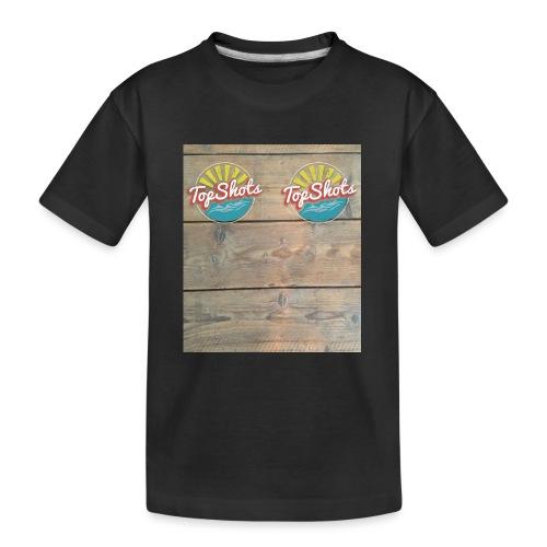TenSlippers - Teenager premium biologisch T-shirt