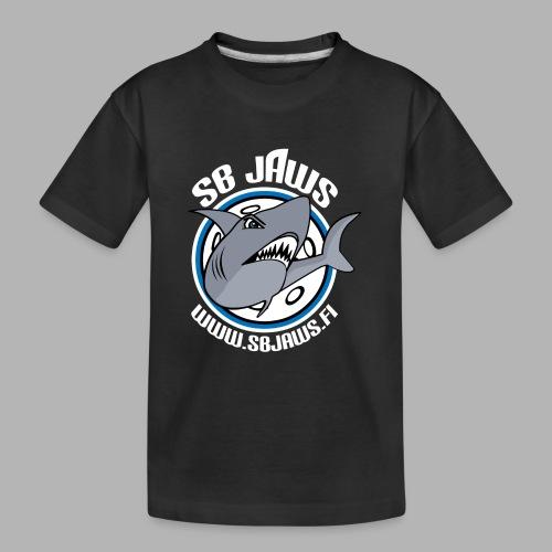 SB JAWS - Teinien premium luomu-t-paita