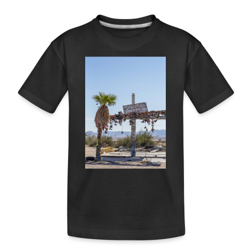 by Mazja Hillestrøm - Teenager premium T-shirt økologisk