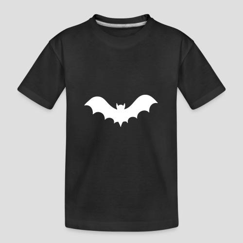 Fledermaus - Teenager Premium Bio T-Shirt