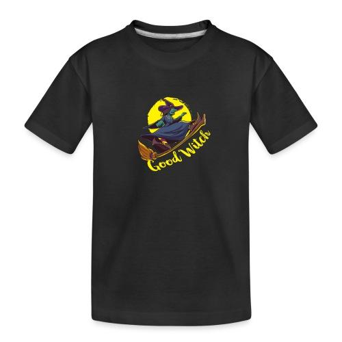 Good Witch Outfit für Hexen im Kessel brauen - Teenager Premium Bio T-Shirt