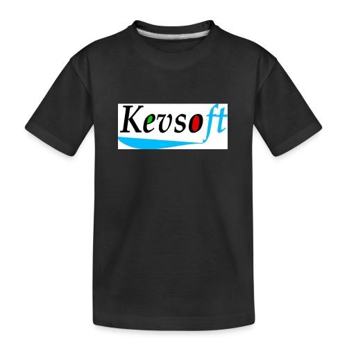 Kevsoft - Teenager Premium Organic T-Shirt