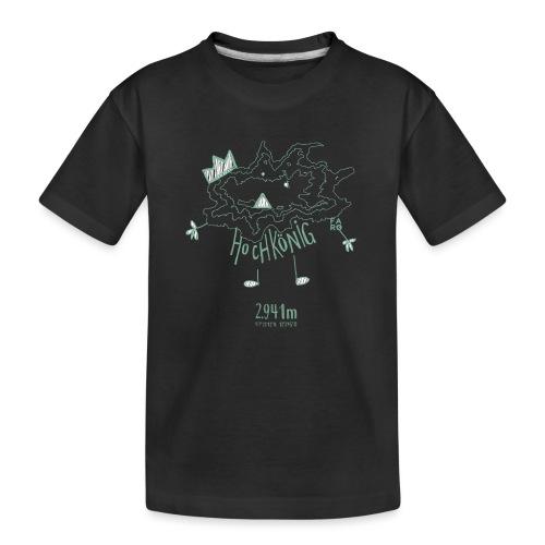 The Hochkoenig Monster - Teenager Premium Organic T-Shirt