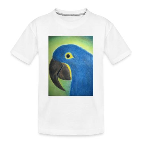 Hyasinttiara - Teinien premium luomu-t-paita