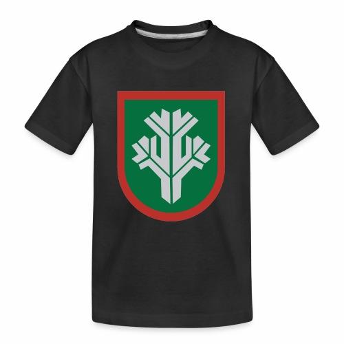 sissi - Teinien premium luomu-t-paita