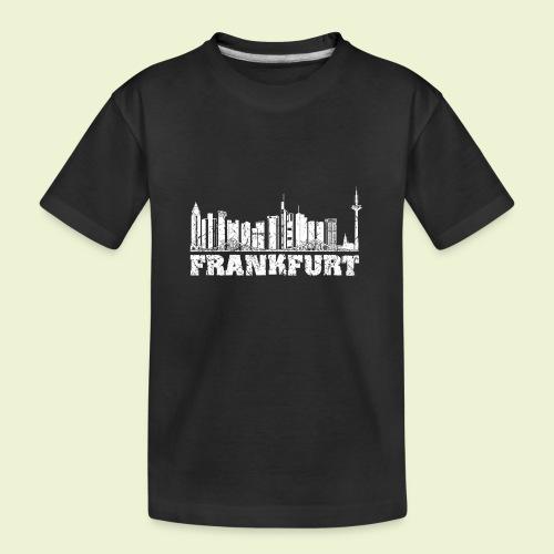 Frankfurt - Teenager Premium Bio T-Shirt
