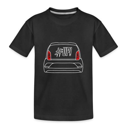 back up! - Teenager Premium Bio T-Shirt