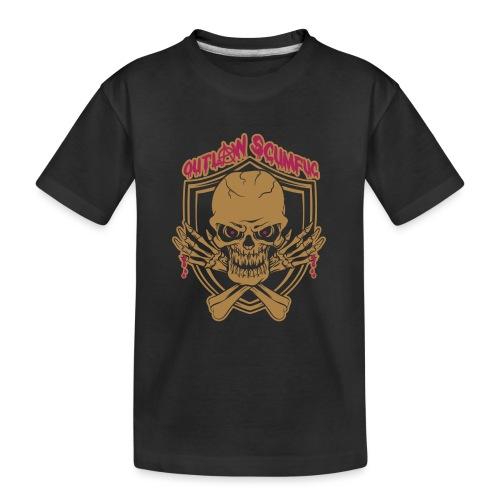 Outlaw Scumfuc - Teenager Premium Bio T-Shirt