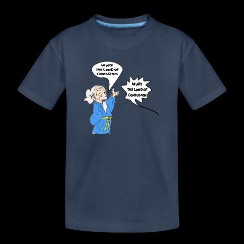 konfuss - Teenager Premium Bio T-Shirt