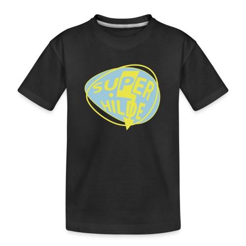 superhilde - Teenager Premium Bio T-Shirt
