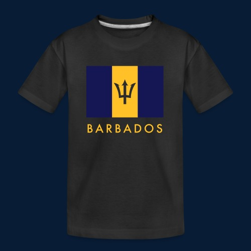 Barbados - Teenager Premium Bio T-Shirt