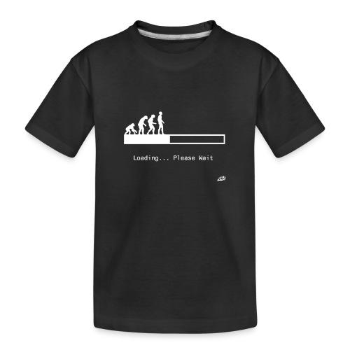 Loading... - Teenager Premium Organic T-Shirt
