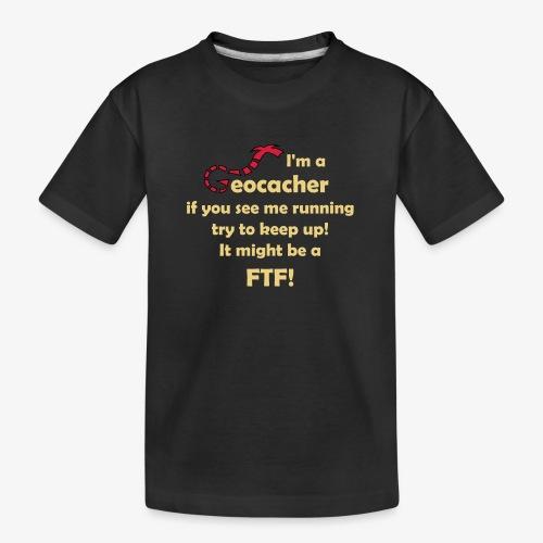 FTF-Jäger - Teenager Premium Bio T-Shirt
