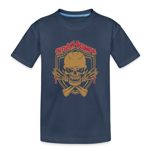 Outlaw Scumfuc - Teenager Premium Bio T-Shirt
