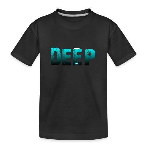 Deep In the Night - Maglietta ecologica premium per ragazzi