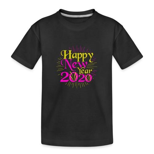 Happy New Year 2020 - Teenager Premium Bio T-Shirt
