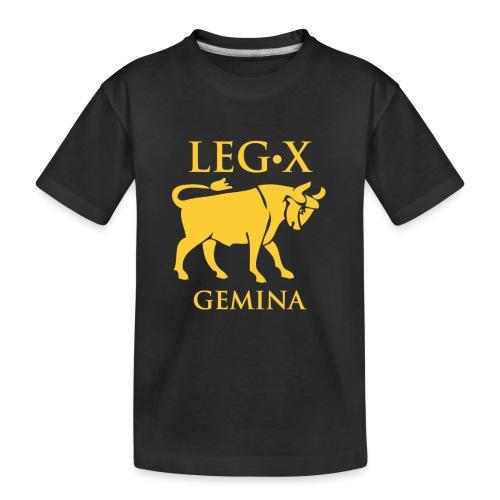 leg_x_gemina - Maglietta ecologica premium per ragazzi