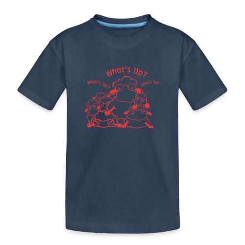 yendasheeps - Teenager premium biologisch T-shirt