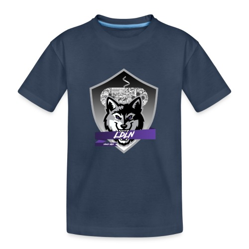 Le logo de la Légion de la Nuit - T-shirt bio Premium Ado