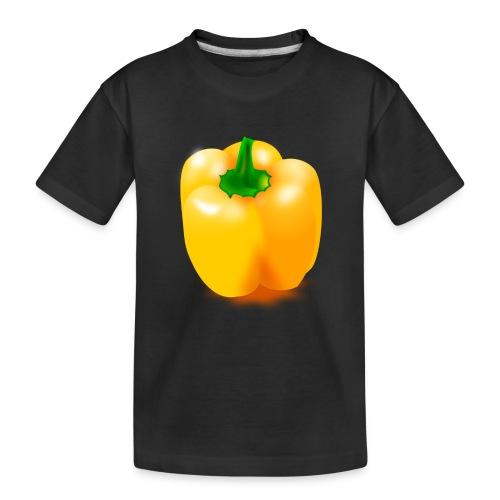 paprika 158476 1280 - Teenager Premium Bio T-Shirt