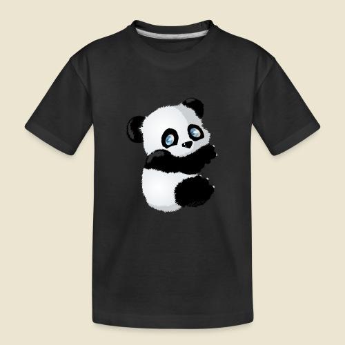 Bébé Panda - T-shirt bio Premium Ado