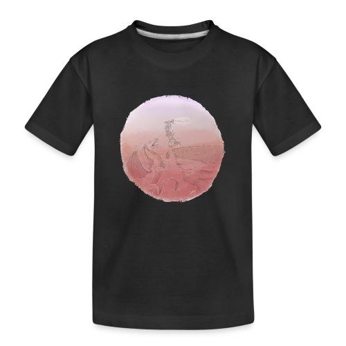 Kill The Dragon - T-shirt bio Premium Ado