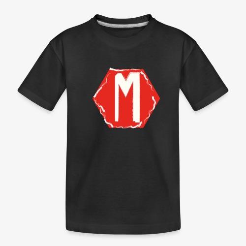 MNNG V1 - Teenager premium biologisch T-shirt
