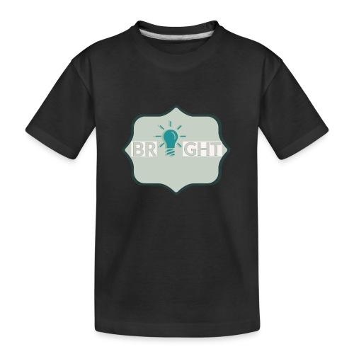 bright - Teenager Premium Organic T-Shirt