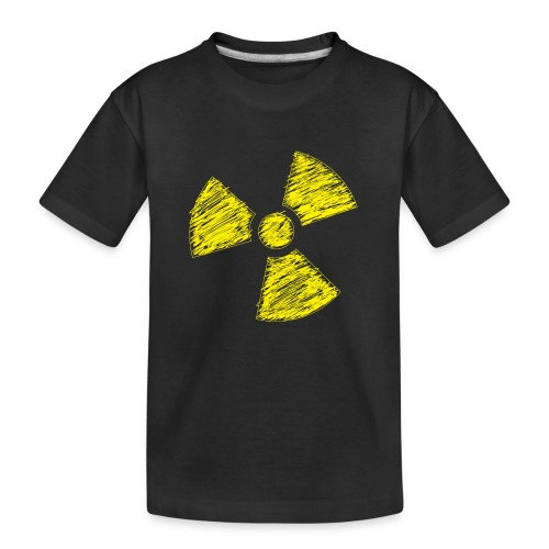 Radioactive - Teenager premium biologisch T-shirt