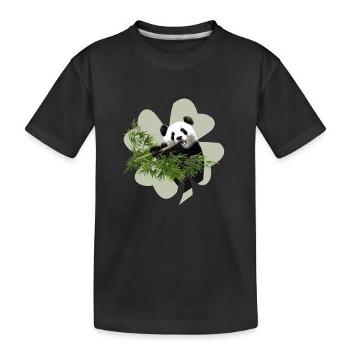 My lucky Panda - T-shirt bio Premium Ado