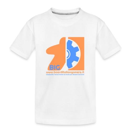 BIG - Maglietta ecologica premium per ragazzi