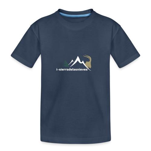 i-sierradelasnieves.com - Camiseta orgánica premium adolescente