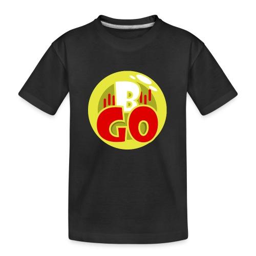 Bovago - Teenager premium biologisch T-shirt