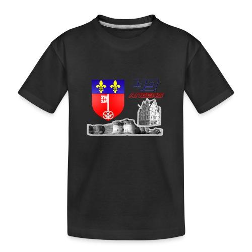 49 Angers - T-shirt bio Premium Ado