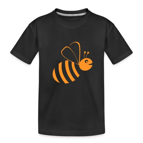 Abeille ABC-Applications - T-shirt bio Premium Ado