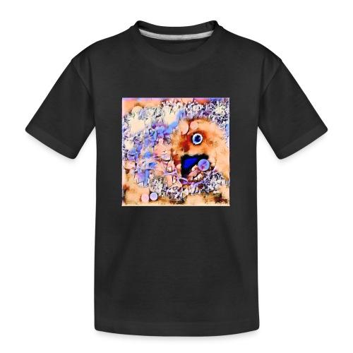 ST@RbiRD - Teenager premium T-shirt økologisk