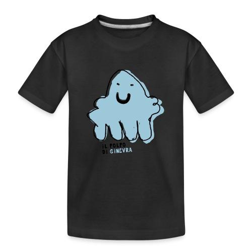 octopus geneva - Teenager Premium Organic T-Shirt