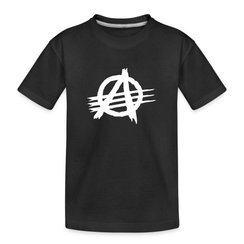 AGaiNST ALL AuTHoRiTieS - Teenager Premium Organic T-Shirt