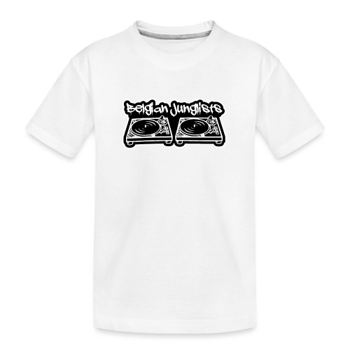 Belgian Junglists 2 - Teenager Premium Organic T-Shirt