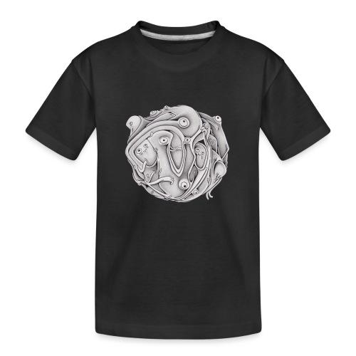 Sphere 3 - Teenager Premium Organic T-Shirt