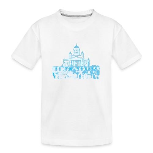 Helsinki Cathedral - Teenager Premium Organic T-Shirt