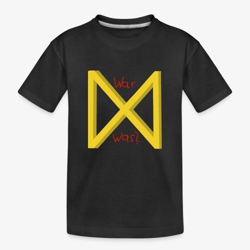 Rune Dagaz - Teenager Premium Bio T-Shirt