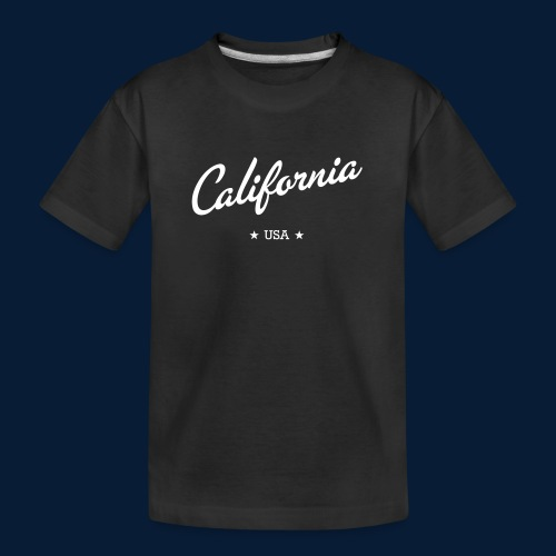 California - Teenager Premium Bio T-Shirt