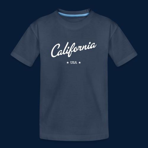 California - Teenager Premium Bio T-Shirt