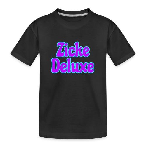 Zicke Deluxe 4 - Teenager Premium Bio T-Shirt