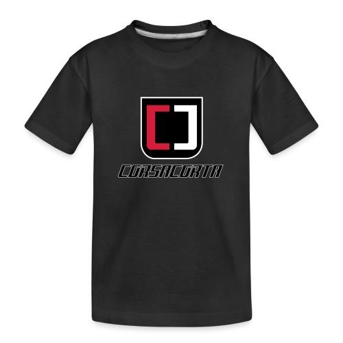 Cover Smartphone - Corsacorta - Maglietta ecologica premium per ragazzi
