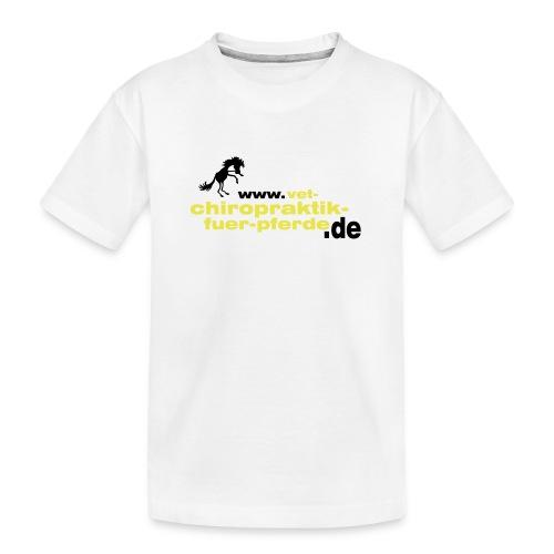 marta - Teenager Premium Bio T-Shirt