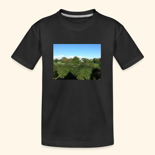 Jolie temps ensoleillé - T-shirt bio Premium Ado