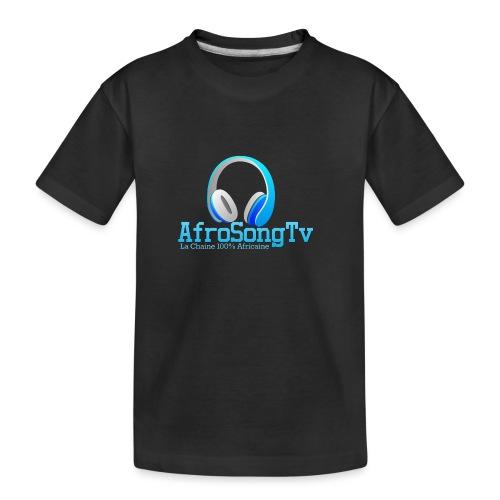 logo - Camiseta orgánica premium adolescente