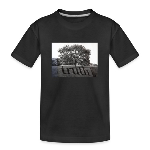 Truth - Teenager Premium Organic T-Shirt